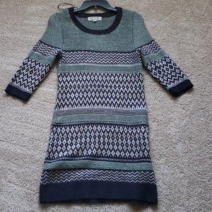 Long Winter dress